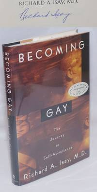 image of Becoming Gay: the journey to self-acceptance [signed]
