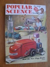 image of Popular Science Magazine. December 1948