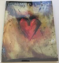 image of Jim Dine: The Hand-Coloured Viennese Hearts 1987-1990