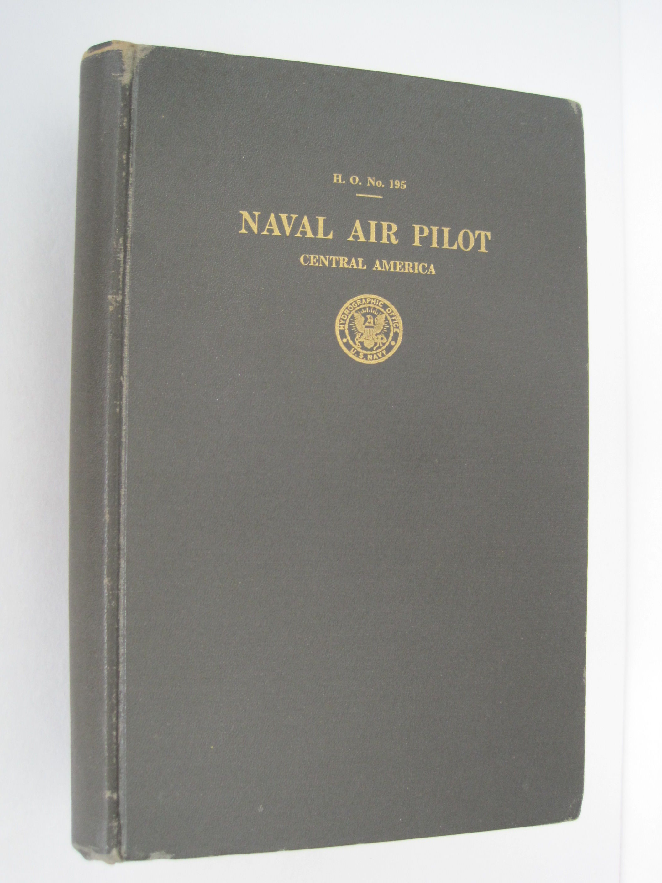 Naval Air Pilot  Central America  Corrected to July 1