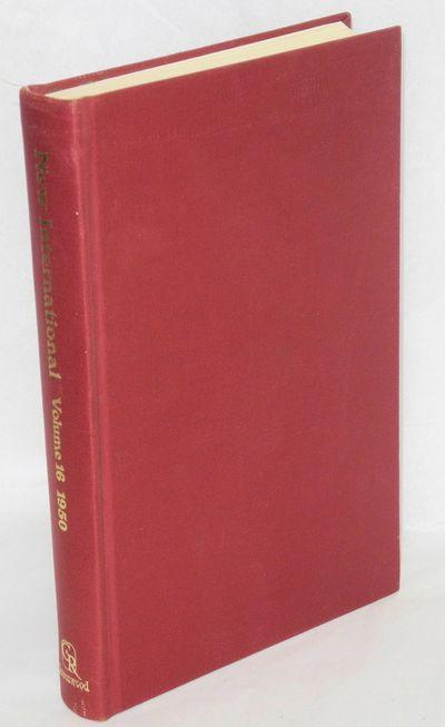 New York: Greenwood Reprint Corporation, 1968. Hardcover. 384p., original publishers cloth, very goo...