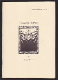 Technical Extracts : Black Lodge Booklets : No. 6