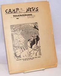 Camp News. Vol. III, no. 12 (Dec. 15, 1972)