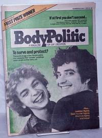 The Body Politic: a magazine for gay liberation; #52, May 1979: To Serve and Protect