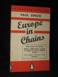 Europe in Chains (Penguin Book No. S80)