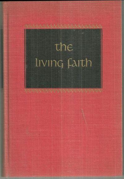 LIVING FAITH From His Selected Sermons, Douglas, Lloyd
