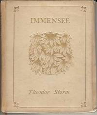 Immensee by Theodor Storm - Hardcover - 1903 - from Deez Books and Biblio.com