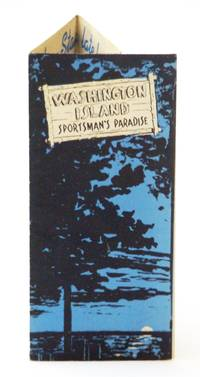Promotional Six-Panel Brochure / Map of Washington Island, Wisconsin - Sportsman's Paradise