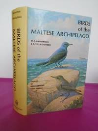 BIRDS OF THE MALTESE ARCHIPELAGO