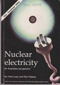 Nuclear Electricity- An Australian Perspective