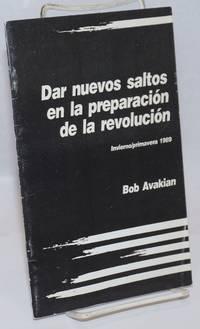 image of Dar nuevos saltos en la preparacion de la revolucion.  Invierno/primavera 1989