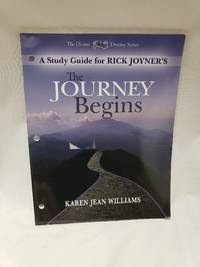The Journey Begins Study Guide (Divine Destiny)
