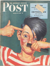The Saturday Evening Post.  1943 - 01 - 23