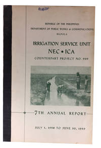 7th Annual Report, July 1, 1958 to June 30, 1959