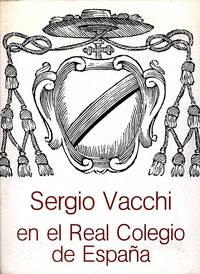 Sergio Vacchi en el Real Colegio de Espana