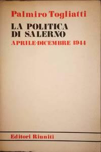 La politica di Salerno