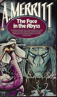 THE FACE IN THE ABYSS by  A Merritt - Paperback - First Thus - 1978 - from Books from the Crypt (SKU: OUA57)