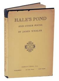 Hale's Pond and Other Poems