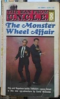 image of The Man From U.N.C.L.E., Number 8;  The Monster Wheel Affair