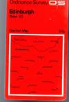 image of Ordnance Survey  One-Inch Map - Edinburgh Sheet 62