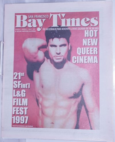 San Francisco: Coming Up!, 1997. Newspaper. 60p. tabloid newspaper, news, events, reports, opinion, ...
