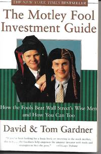 image of The Motley Fool Investment Guide