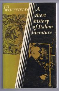 A Short History of Italian Literature