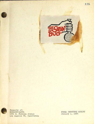 Los Angeles: Mirisch-Kappa, January 1, 1964. Duplicated typescript, 11