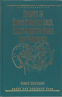Records of North American Sheep, Rocky Mountain Goats and Pronghorn
