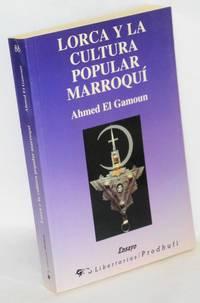 Lorca y la cultura popular Marroquí