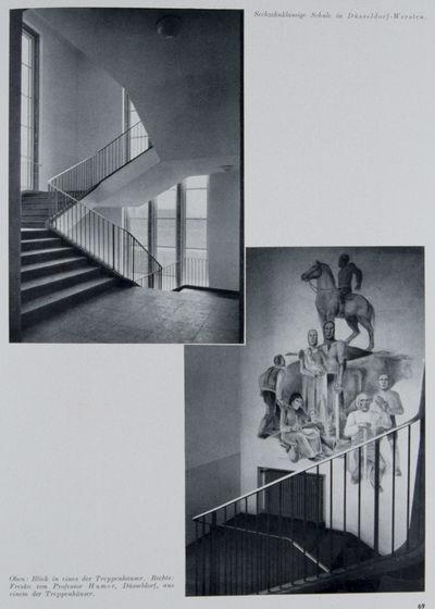 Berlin: Ernst & Sohn, 1940. First edition. Hardcover. vg. Quarto. 91 (1)pp. Original photo-illustrat...