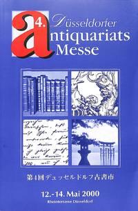 Antiquariatsmesse No.4, 12.-14. Mai 2000: Verkaufsausstellung Für Bücher,  Graphiken, Autographen.