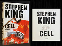 Cell: A Novel (Signed & Dated 1st Print, PSA Certified) by Stephen King - 2006-01-24