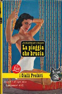 La pioggia che brucia [Case of the Village Tramp] (Italian Edition)