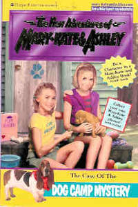 The Case of the Dog Camp Mystery (The New Adventures of Mary-Kate and  Ashley Ser.)