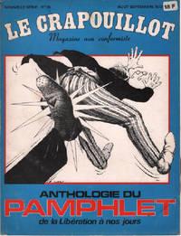 Le crapouillot nouvelle série n° 26 / anthologie du pamphlet