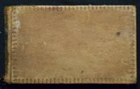 image of Receipts [notebook with 1861 Bettle family accounts and 1904 National League scores]