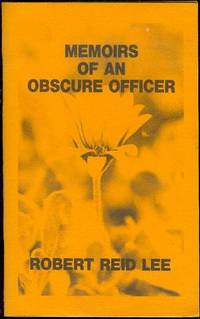 Memoirs of an Obscure Officer