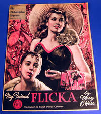 image of My Friend Flicka (Gold Seal Novel, presented by the Philadelphia Inquirer, Sunday, June 6th, 1943)