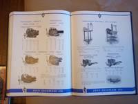 Machinery and Small Tools. John Cashmore Ltd. (trade catalogue)