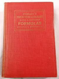 Henley's Twentieth Century Book of Recipes, Formulas and Processes