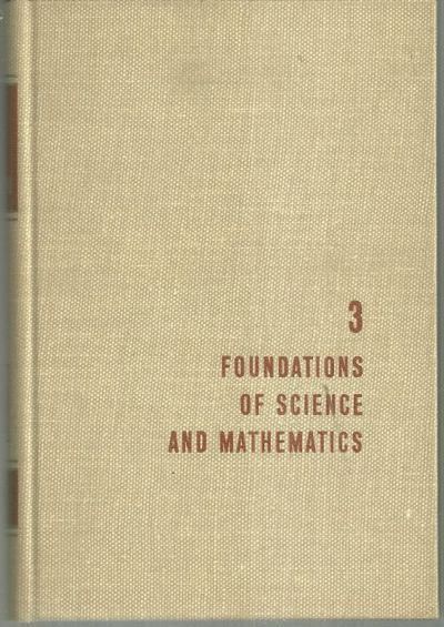 Image for FOUNDATIONS OF SCIENCE AND MATHEMATICS