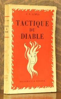 TACTIQUE DU DIABLE [THE SCREWTAPE LETTERS, TRANSLATED INTO FRENCH]