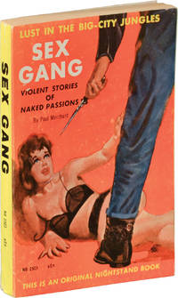image of Sex Gang (First Edition)