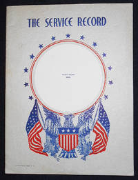 image of The Service Record of ___ in the Armed Forces of the United States of America