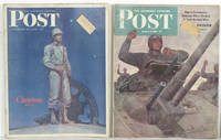 The Saturday Evening Post.  1943 - 12 - 25 and 01 - 09