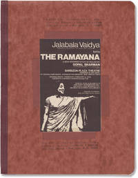 image of The Ramayana (Promotional materials for the 1972-1974 world tour of the play)