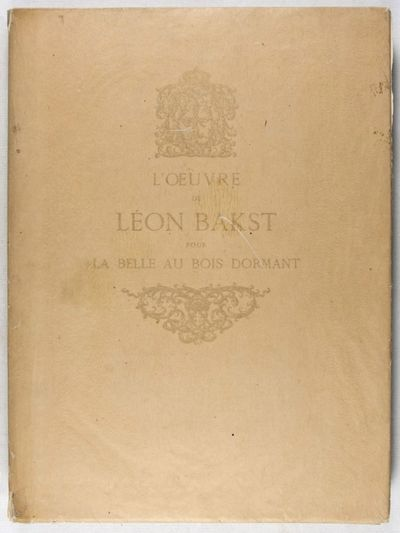 Paris: Maurice de Brunoff, 1922. Limited First edition. Paperback. g to g+. 1/500. Folio. , 21, pp (...