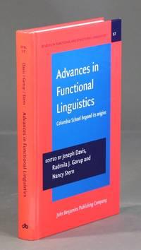 Advances in functional linguistics: Columbia School beyond its origins