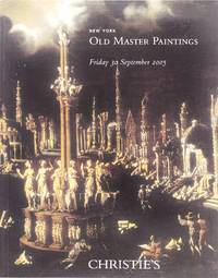 image of Old Master Paintings (September 2005)